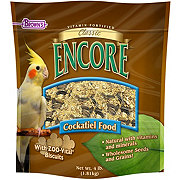 Brown's Classic Encore Cockatiel Food