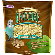 Brown's Classic Encore Parakeet Food