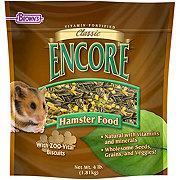 Brown's Classic Hamster Food
