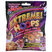 Brown's Extreme Hoops Small Animal Treat