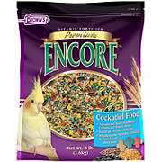 Brown's Premium Cockatiel Food