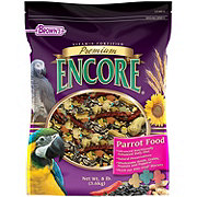 Brown's Premium Encore Parrot Food