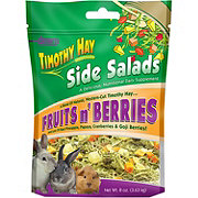 Brown's Timothy Hay Side Salads n' Berries