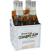 Bruce Cost t Ginger Ale Passion Fruit 4 Pack