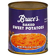 Bruce's Baked Sweet Potatoes