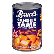 Bruce's Candied Yams In Kettle Simmered Syrup