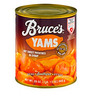 Bruce's Cut Yams in Syrup