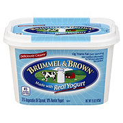 Brummel & Brown Vegetable Oil Spread with Yogurt