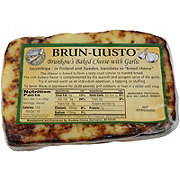 Brun-Uusto Brunkow's Baked Cheese with Garlic