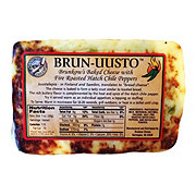 Brunkow's Brun-Uusto Hatch Pepper Cheese