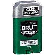 Brut Deodorant Clear Shield