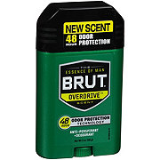 Brut Overdrive Oval Stick Anti Perspirant Deodorant