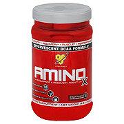 BSN Amino X Dietary Supplement, Fruit Punch