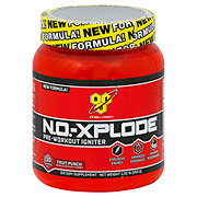 BSN N.O. Xplode Pre Workout Igniter, Fruit Punch