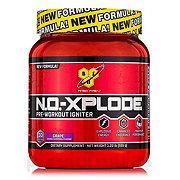 BSN N.O. Xplode Pre Workout Igniter, Grape