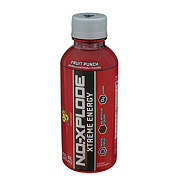 BSN N.O.-Xplode Xtreme Energy, Fruit Punch