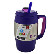 Bubba Jug Purple With Pink Accent 34 Ounce