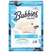 Bubbies Mochi Vanilla Ice Cream