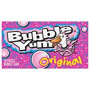 Bubble Yum 10 Ct Original Flavor Bubble Gum