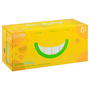 Bubly Lemon Sparkling Water 12 oz Cans