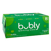 Bubly Lime Sparkling Water 12 oz Cans