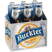 Buckler Non-Alcoholic Beer 6 PK Bottles