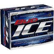 Bud Ice Beer 12 oz Cans