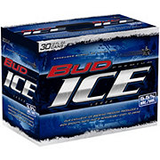 Bud Ice Beer 30 PK Cans