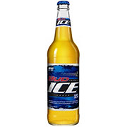 Bud Ice Beer Bottle