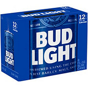 Bud Light Azulitas Beer 8 oz Slim Cans
