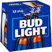 Bud Light Beer 12 oz Bottles