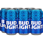 Bud Light Beer 12 oz Cans