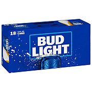 Bud Light Beer 12 oz Cans ‑ Shop Beer at H‑E‑B