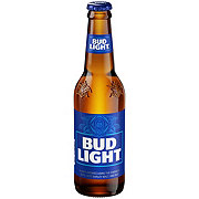 Bud Light Beer Bottle