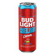 Bud Light Chelada Clamato with Salt & Lime Beer Can