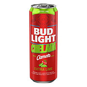 Bud Light Chelada Clamato With Salt & Extra Lime Beer Can