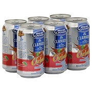 Bud Light Chelada Clamato with Salt & Lime Beer 12 oz Cans