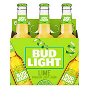 Bud Light Lime Beer 12 oz Bottles