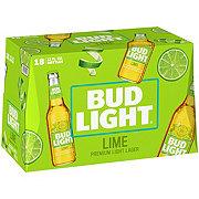 Bud Light Lime Beer 12 oz Bottles