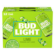 Bud Light Lime Beer 12 oz Cans