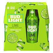Bud Light Lime Beer 16 oz Aluminum Bottles