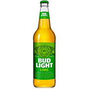 Bud Light Lime Beer Bottle