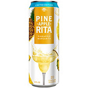 Bud Light Lime Limited Winter Edition Pine-Apple-Rita Can