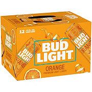 Bud Light Orange Beer 12 oz Slim Cans