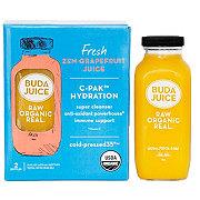 Buda Juice Fresh Zen Grapefruit Juice 16 oz