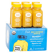Buda Juice Zen Ginger 2 oz Shots