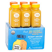 Buda Juice Zen Ginger and Tumeric 2 oz Shot