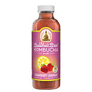 Buddha's Brew Strawberry Lemonade Kombucha