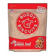 Buddy Bicuits Soft Grilled Beef Madness