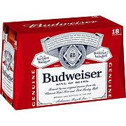 Budweiser Beer 12 oz Bottles